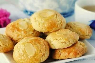 Resep Kue Kering Kacang Almond