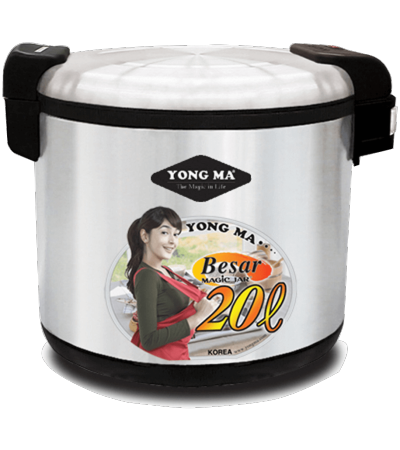 Harga Magic Jar Yongma 20 Liter
