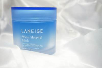 Laneige Sleeping Mask Review