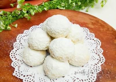 Resep Kue Susu Dancow