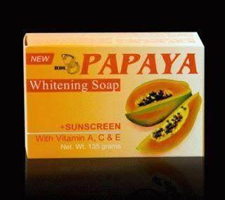 Sabun Pepaya RDL