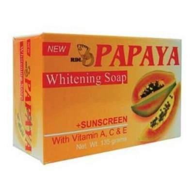 Manfaat Sabun Pepaya RDL Whitening Soap