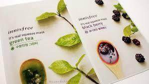 Innisfree My Real Squeeze Mask Review