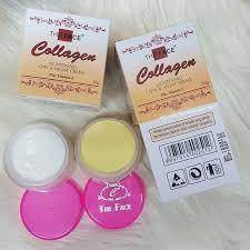 Cream Collagen The Face