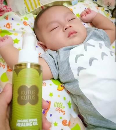 Minyak Kutus-Kutus untuk Bayi Diare