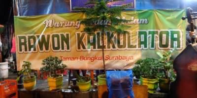 Kuliner Taman Bungkul