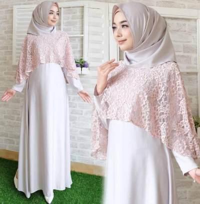 Simple Tapi Elegant, Inilah Model Baju Muslim Terbaru 2019