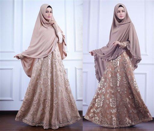 Simple Tapi Elegant Inilah Model Baju Muslim Terbaru 2019