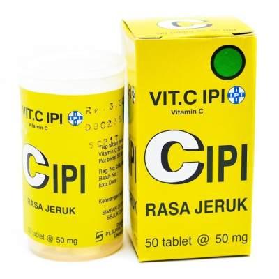 Manfaat Vitamin C IPI untuk Wajah
