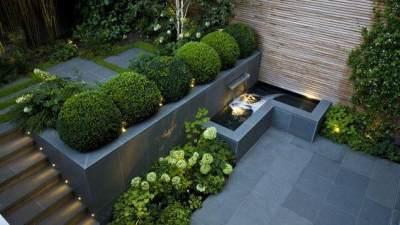 Cara Membuat Desain Taman di Depan Rumah