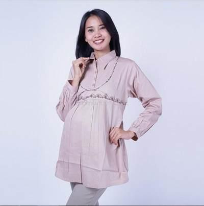 Tetap Kece Saat Hamil, Ini Dia Rekomendasi Model Baju Hamil Terbaru
