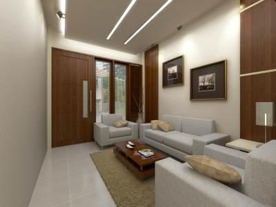 Moms Yuk Buat Ruang Tamu Makin Cantik Dengan Desain Interior Minimalis