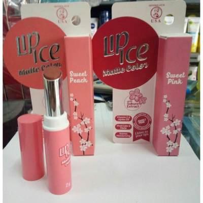 Pelindung Sekaligus Pewarna Bibir, Lip Ice Bisa Jadi Pilihan Nih Moms