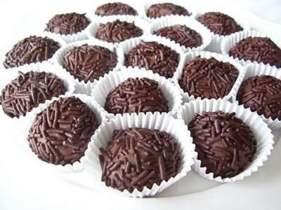 Kue Kering Cokelat Spesial