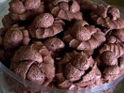 Kue Kering Cokelat Coco Crunch