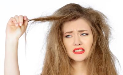Cara Mengatasi Rambut Kering dan Kasar