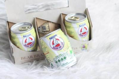 Manfaat Minum Susu Bear Brand Tiap Hari