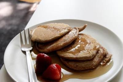 Resep pancake coklat