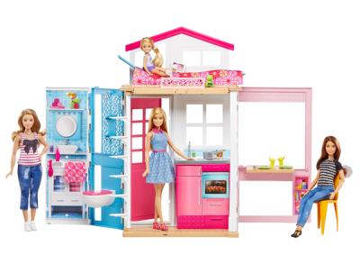 Nggak Perlu Beli yang Mahal, Yuk Coba Bikin Rumah Barbie Sendiri untuk Si Kecil!