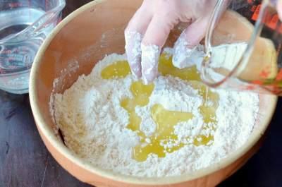 Tepung Kanji dan Minyak Goreng
