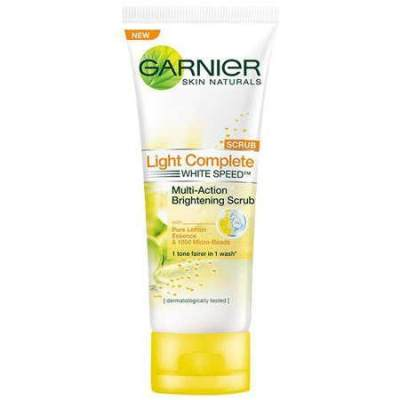Garnier Light Complete White Speed Multi-Action Brightening Foam