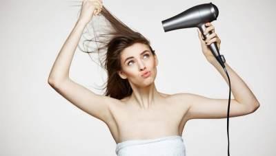 Hindari Hair Styling Berlebihan