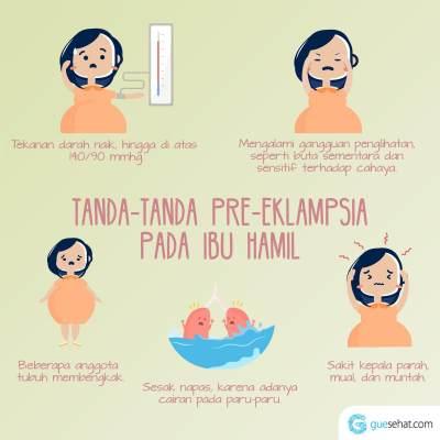 Mengenal Preeklampsia pada Ibu Hamil