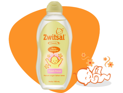 Dipercaya Turun Temurun untuk Si Kecil, Produk Zwitzal Kini Makin Banyak Macamnya