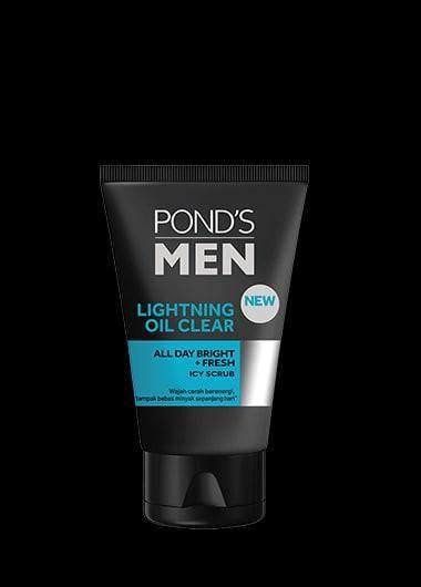 Pond's Men Lightning Oil Clear