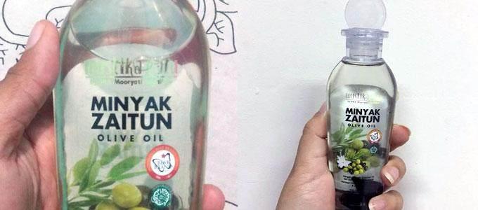 Ragam Manfaat Mustika Ratu Minyak Zaitun Mommy Harus Tahu
