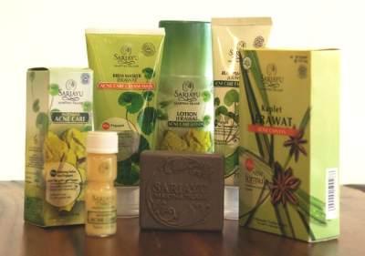 Tuntaskan Jerawat Sampai ke Akar Dengan Sariayu Acne Care