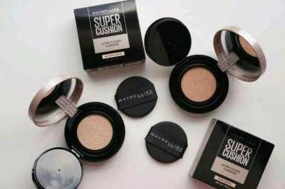 Maybelline Super BB Cushion Ultra Cover