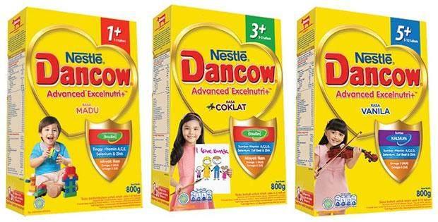Yuk Moms Maksimalkan Tumbuh Kembang Si Kecil Dengan Susu Dancow 3