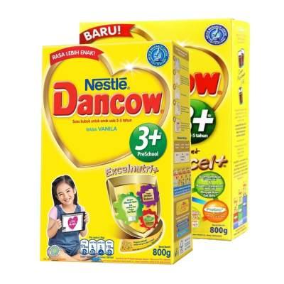 Yuk, Moms Maksimalkan Tumbuh Kembang Si Kecil dengan Susu Dancow 3+