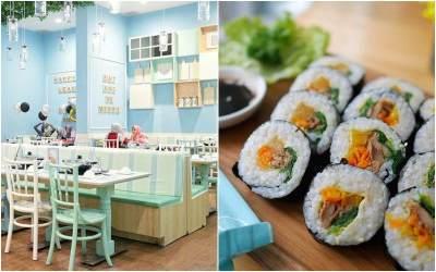 Pilihan Makanan Korea di Kotamu Moms