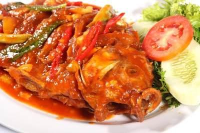 Ikan Nila Asam Manis NCC