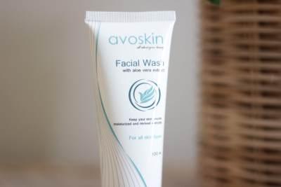 Avoskin Review Facial Wash