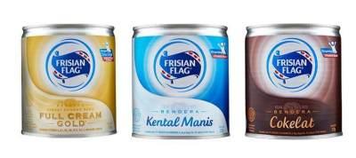 Susu Bendera Kaleng