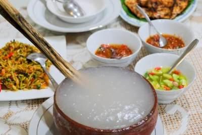 Makanan khas Maluku Papeda