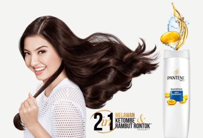Shampo Untuk Rambut Rontok dan Ketombe