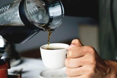 Kafein dalam Kopi Hitam