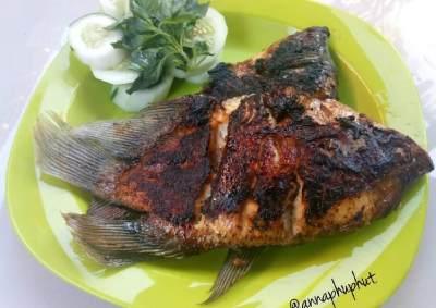 Resep Ikan Gurame Bakar Teflon