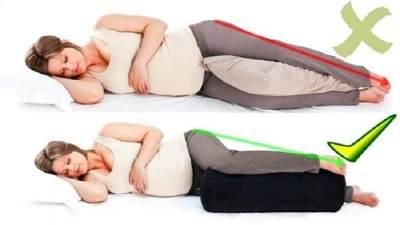 Tidur Tengkurap Saat Hamil