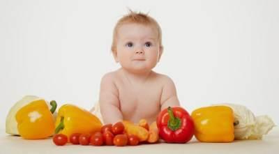 Manfaat Kabocha Pada MPASI Bayi