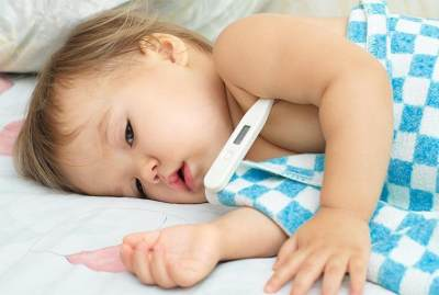 Bayi Usia 5 Bulan Batuk Pilek, Ini Cara Menanganinya, Moms!