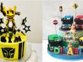 Biar Makin Meriah, Ini Rekomendasi Gambar Kue Ulang Tahun Anak Laki-laki