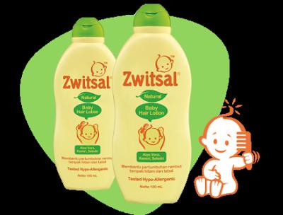 Rekomendasi Produk Mengandung Minyak Kemiri Untuk Bayi dari Zwitsal
