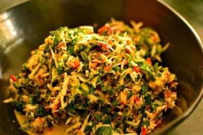 Makanan Khas Bali - Lawar