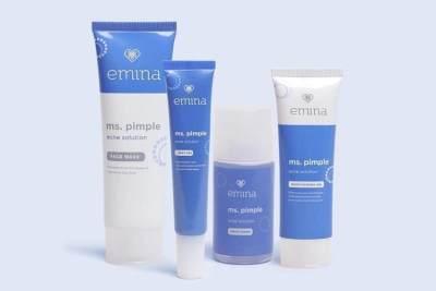 Moms, Kenalan Sama Ms. Pimple! Skincare Baru untuk Kulit Berjerawat dari Emina
