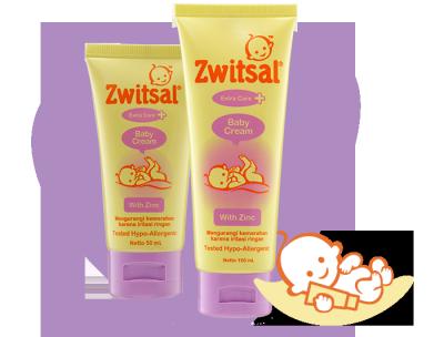 Zwitsal Baby Cream dan Kandungannya